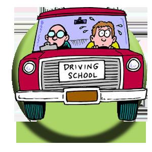 تعليم قيادة سيارات